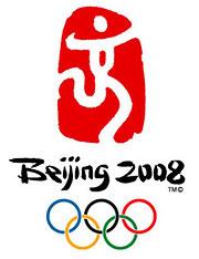 Emblème des JO de Pékin 2008