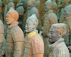 Les Guerriers de Xian