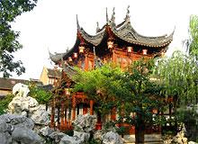 Le Temple Luohan Si à Chongqing