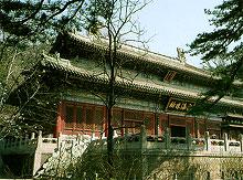 Le Temple Tanzhesi