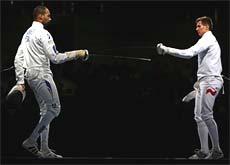 Equipe de France d'épée