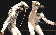 Epee masculine